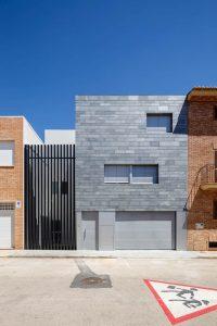 proyecto arquitectónico de vivienda unifamiliar